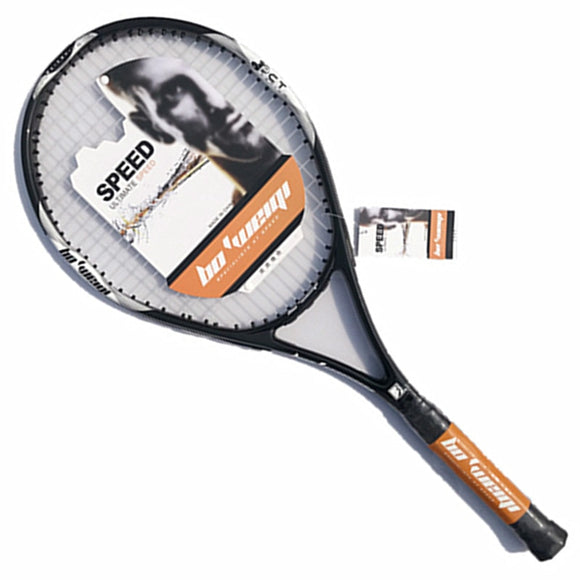 2019 New High Quality Aluminum Alloy Carbon Tennis Racket Carbon Fiber Men and Women Ultra Light Coach Recommended Training - goldylify.com