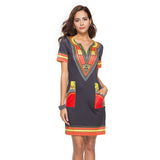 Wholesale Amazon hot selling african kitenge designs woman dresses