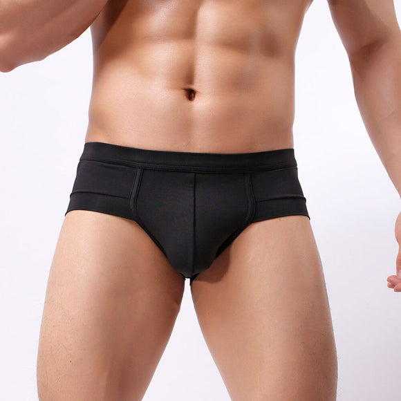 Underwear Mens Cotton Boxer Underpants Boxershorts Knickers Sexy Boxer Solid Color Breathable Shorts Underwear Men Boxer Homme - goldylify.com
