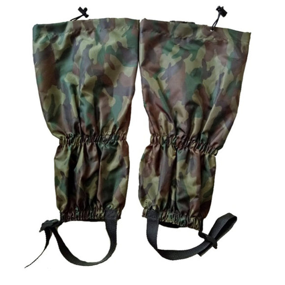Waterproof Sandproof Legging Gaiter Ski Boots Snowproof Gaiters Outdoor Hiking Trekking Climbing Skiing Leggings Cover Products - goldylify.com