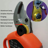 Rechargeable Electric Pruning Scissors Cordless Pruning Shears Garden Branch Cutting Tool for Rose, Apple Fruit Tree,Branches - goldylify.com