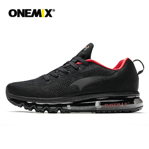 Men Sneakers Trainers Mesh Athletic Walking Gym Running Elastic Lightweight Shoes Air Cushion Sports Shoes