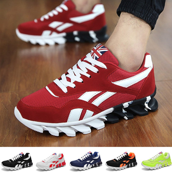 Women and Men Sneakers Breathable Running Shoes Outdoor Sport Fashion Comfortable Casual Couples Gym Shoes|Running Shoes