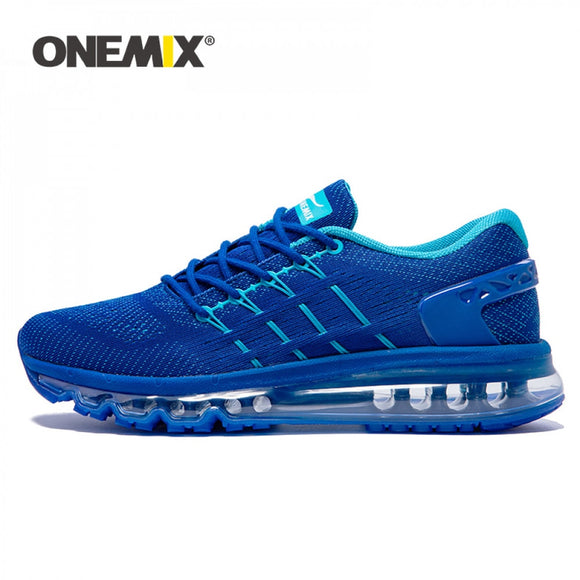 ONEMIX Men Air Running Shoes Unique Design Breathable Cushion Sport Shoes Big Size 47 Outdoor Sneakers Women Tennis Footwear|new men running shoes|designer running shoesrunning shoes