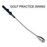 NEW Outdoor Golf Swing Training Aids Stick for Tempo Grip Strength Training Sport Supplies - goldylify.com