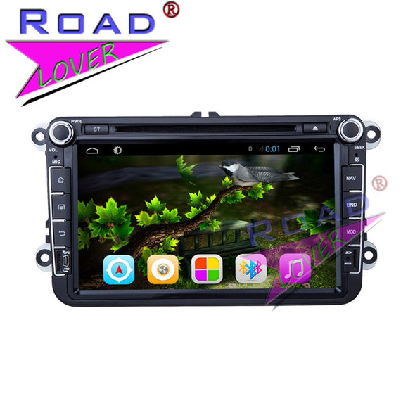 TOPNAVI 2G+32GB Android 6.0 Car DVD Player For VW Universal/Tiguan/Jetta/Sharan/EOS/Bora/Passat/Golf/Caddy/Polo Stereo GPS Navi - goldylify.com