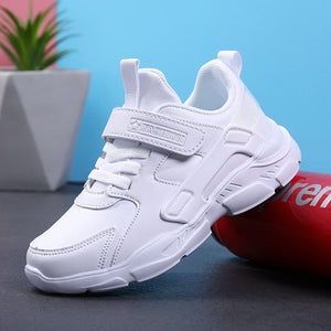 Boys sports autumn 6 children boys 12 sports shoes 15 years old 10 kids 9 white black blue shoe sneakers for students|Sneakers|
