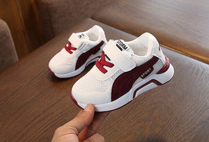 Baby Girls Boys Casual Sports Shoes For Kids Girls Air Mesh Breathable Sneakers, 1 2 3 4 5 6 7 Years Old