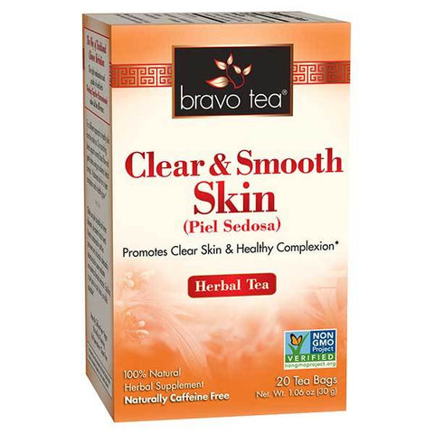 Clear & Smooth Skin Tea - For a Healthy Complexion | Best Chinese Medicines