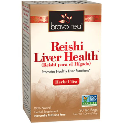 Reishi Liver Health Tea - Supports Kidney Function  | Best Chinese Medicines