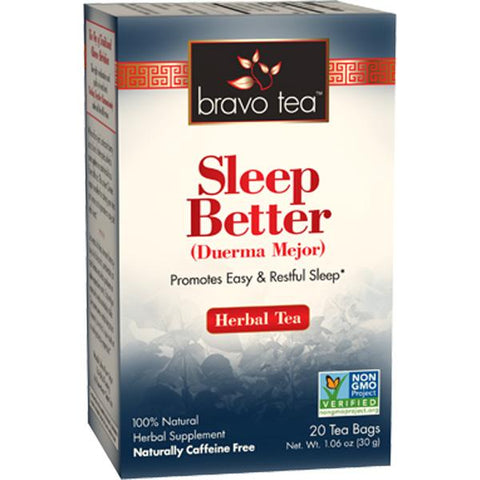 Sleep Better Tea - For Insomnia & Restlessness  | Best Chinese Medicines
