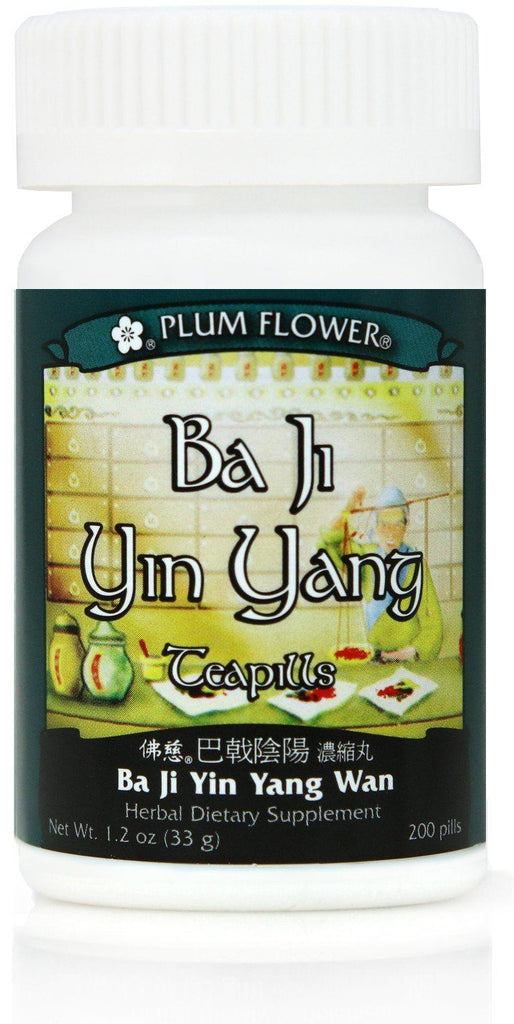 Plum Flower - Bai Ji Yin Yang (Morinda Combination) | Best Chinese Medicines