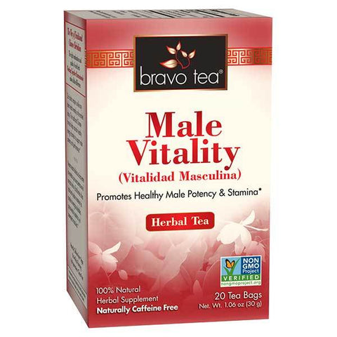 Male Vitality Tea | Best Chinese Medicines
