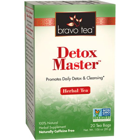 Detox Master (Formerly Detoxer Herbal Tea by Health King)
