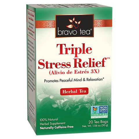 Triple Stress Relief Tea | Best Chinese Medicines
