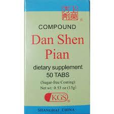 Dan Shen Pian (OUT OF STOCK)