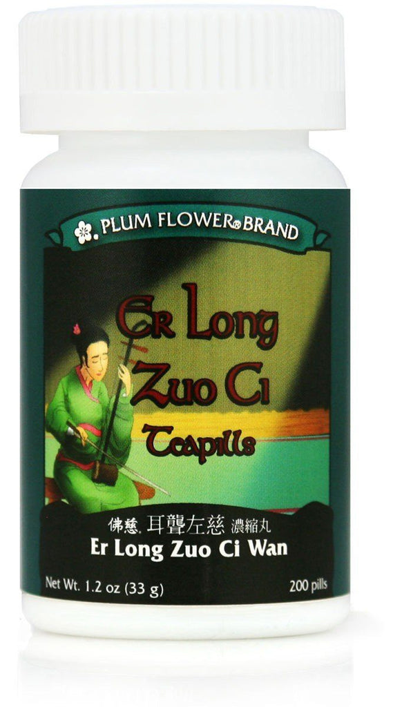 Plum Flower - Er Long Zuo Ci Wan | Best Chinese Medicine for Tinnitus