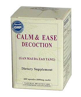 Gan Mai Da Zao Tang - Calm and Ease Decoction | Best Chinese Medicines