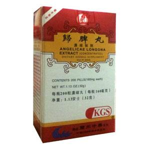 Gui Pi Wan - Gui Pi Tang - Angelicae Longona Extract | Best Chinese Medicines