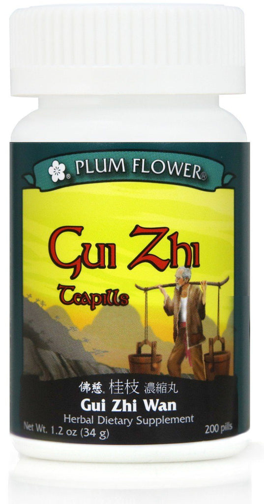 Gui Zhi Wan -  a.k.a. Cinnamon Twig Decoction
