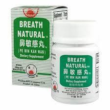 Bi Man Gan Wan | Pe Min Kan Wan | Breath Natural | Best Chinese Medicines