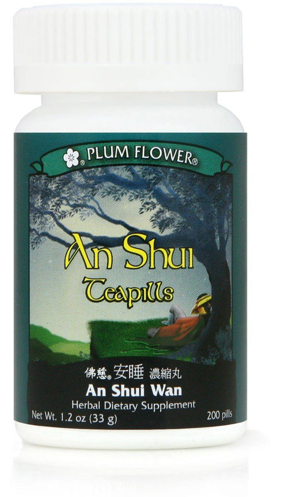 Plum Flower - An Shui Wan | Best Chinese Medicines
