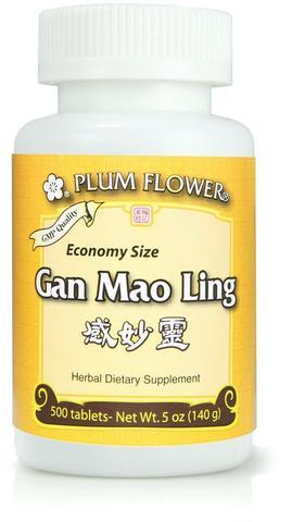 Plum Flower Gan Mao Ling Best Chinese Medicines