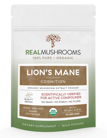 Lion's Mane Mushroom Powder | Best Chinese Medicines