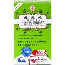 Xiao Yao Wan - Relaxx Extract, Free and Easy Wanderer | Best Chinese Medicines