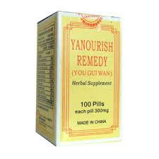 You Gui Wan - Yanourish Remedy | Best Chinese Medicines