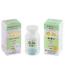 Yinchiao Tablet - Great Wall Brand | Best Chinese Medicines