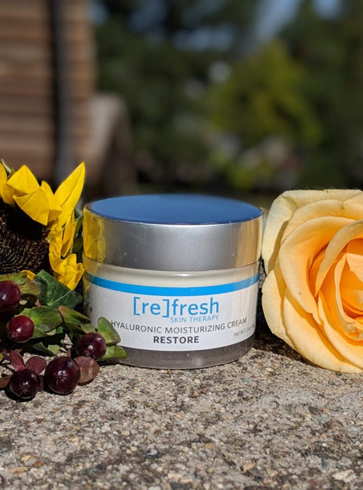 [re]fresh Restore Hyaluronic Moisturizing Cream