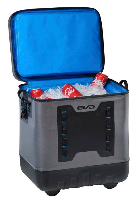 Evolution Outdoor Design EVO 50qt Leak Proof Rolling Cooler