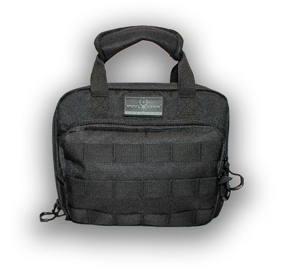 Tactical Single Pistol Case