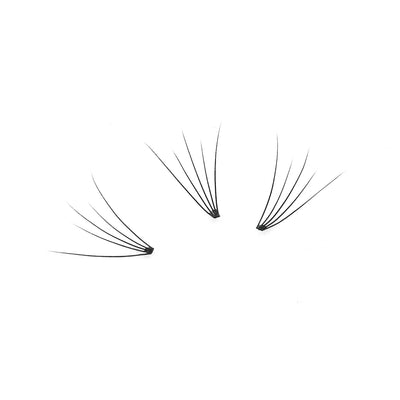 0.10 5D Premade Fan Lashes