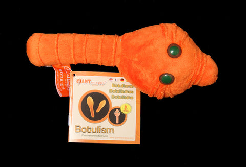 Botulism - Giant Microbes