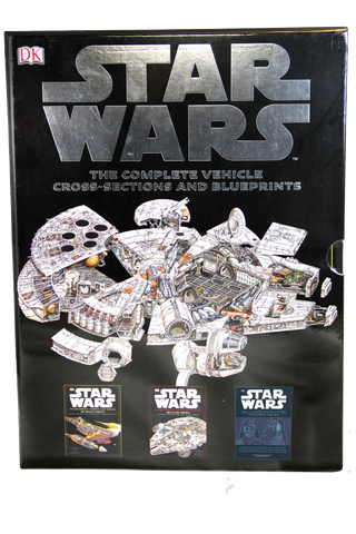 Star Wars – The Complete Vehicle Cross-sections and Blueprints
