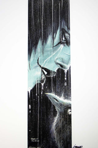 The Crow - Tears In The Rain (Signed Print)