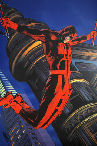 Daredevil - Cover Daredevil #1 (Signed Print)