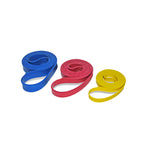 ELASTICO POWER PIATTO AD ANELLO SCHIAVI - ELASTICI ALLENAMENTO FITNESS CROSSFIT WORKOUT