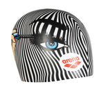 CUFFIA ARENA SILICONE SWIM CAP MAKE UP POOLISH MOULDED CUFFIE NUOTO