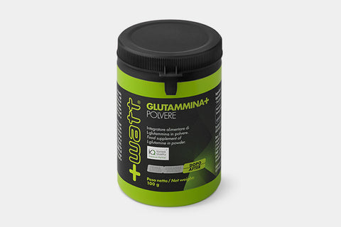 AMINOACIDI Glutammina+ New Formula  +WATT NUTRITION