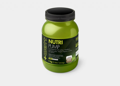 PRE-WORKOUT Nutri Pump +WATT NUTRITION