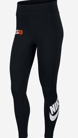 LEGGINGS NIKE DONNA CROSSFIT 059 TEAM MODENA