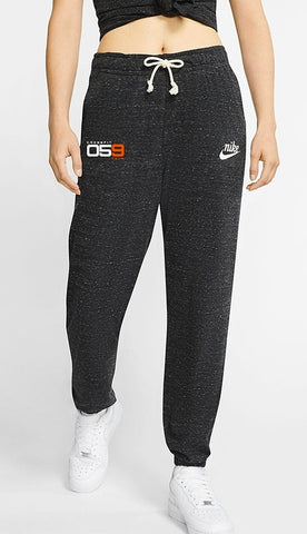 PANTA VINTAGE NIKE DONNA CROSSFIT 059 TEAM MODENA DARK GRAY