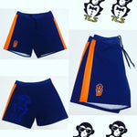 TLS PANTALONCINO BLUE SHORTS TRAINING - WORKOUT