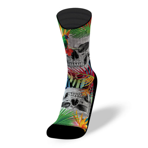 CALZE LITHE JUNGLE SKULL CROSSFIT WOD WORKOUT RX SOCKS