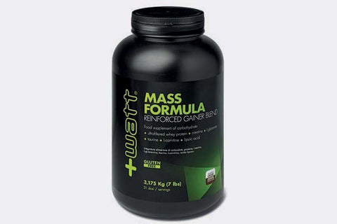 GAINERS Mass Formula Reinforced Gainer Blend+ +WATT NUTRITION