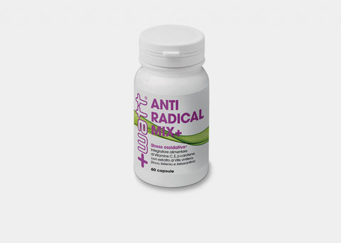 PRODOTTI SPECIFICI Antiradical Mix+ +WATT NUTRITION
