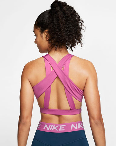 TOP NIKE INDY WORKOUT FUXIA - DONNA